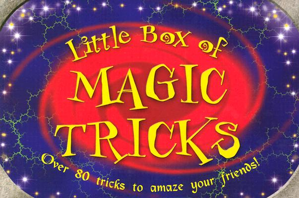 Little Box of Magic Tricks By Sacks, Janet