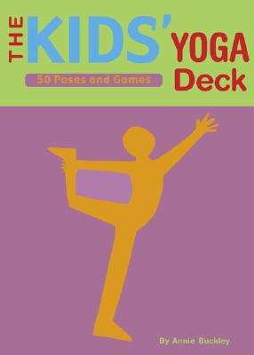 Kid's Yoga Deck By Buckley, Annie